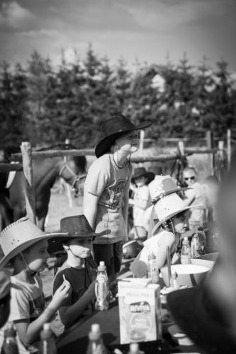 wydarzenia urodziny na ranczu